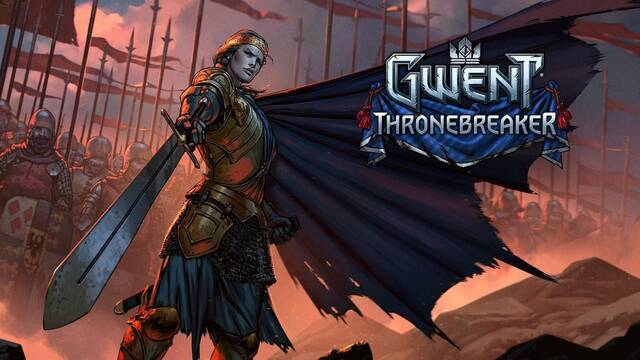 Thronebreaker: The Witcher Tales trae su épica aventura a PS4 y Xbox One