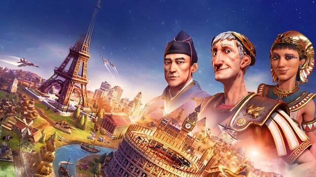 Civilization VI recibirá también sus expansiones en Nintendo Switch