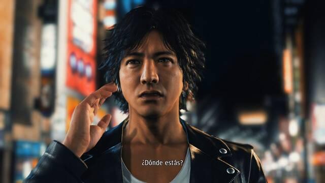 Judgment, el nuevo juego de los creadores de Yakuza, tendrá textos en español