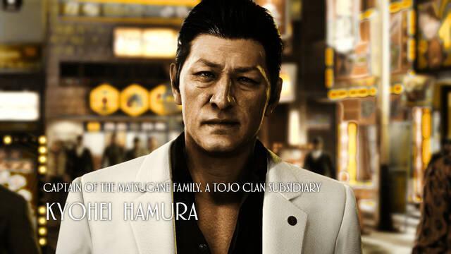 Sega muestra el nuevo rostro de Kyohei Hamura en Judgment