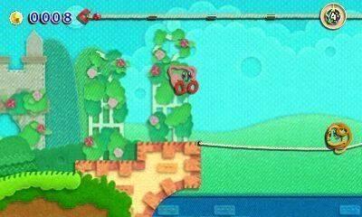 Más Kirby en el reino de los hilos se muestra en nuevas imágenes