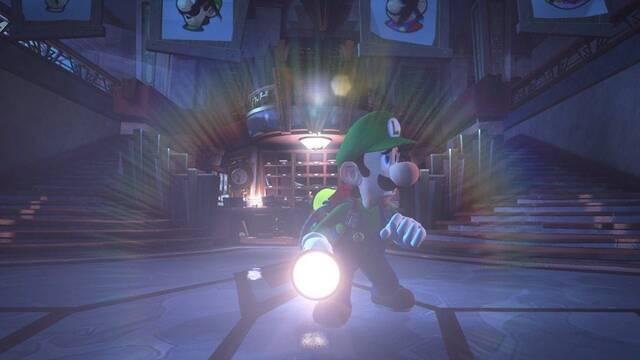 Primeras imágenes de Luigi's Mansion 3