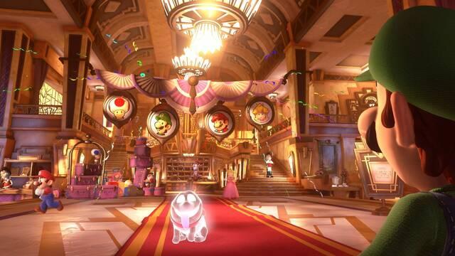 Luigi's Mansion 3 muestra su modo cooperativo en el E3 2019