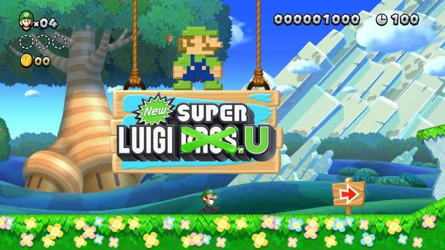 Diferencias entre New Super Mario Bros. U y New Super Luigi U