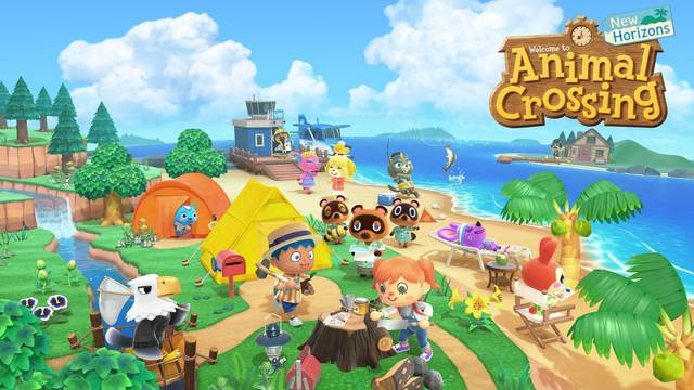 Animal Crossing: New Horizons y Nintendo Switch dominan las ventas japonesas de la semana