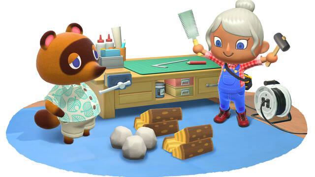 Conseguir recetas de proyectos de bricolaje en Animal Crossing: New Horizons