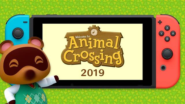 Animal Crossing de Switch podría llegar en marzo o abril de 2019