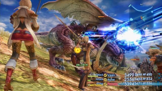 Final Fantasy X/X-2 HD y FF XII: Zodiac Age llegarán a One y Switch en abril