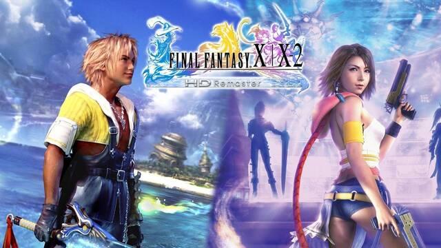 Ventas España: Final Fantasy X para Switch fue el más vendido del 15 al 21 de abril