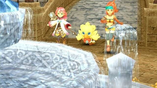 Chocobo's Mystery Dungeon EVERY BUDDY! llega a Switch y PS4 el 20 de marzo