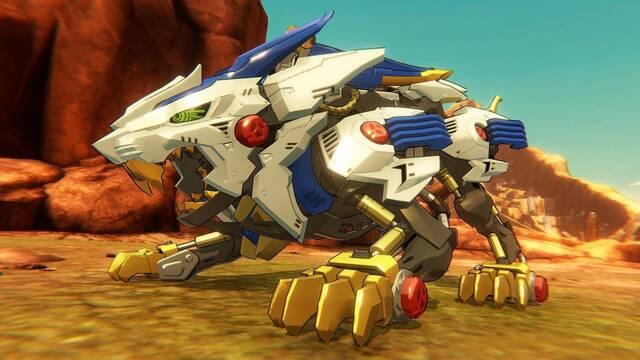 Takara Tomy anuncia Zoids Wild para Nintendo Switch