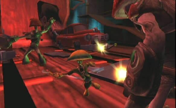 Nuevas imágenes de Mushroom Men para Wii y Nintendo DS