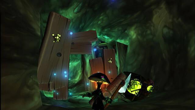 GC: Nuevas imágenes de Mushroom Men para Wii