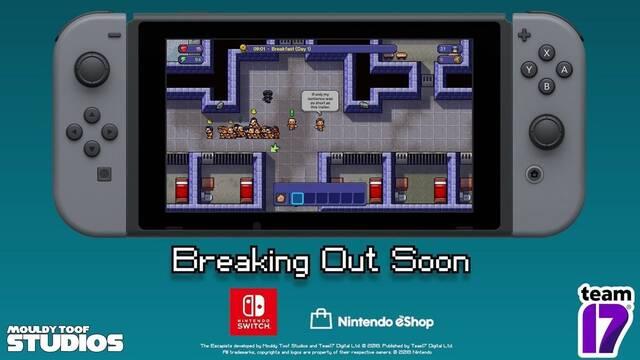 The Escapists: Complete Edition llega a Nintendo Switch el 25 de septiembre