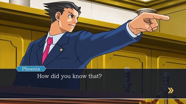 Ace Attorney Trilogy se lanza en Japón el 21 de febrero