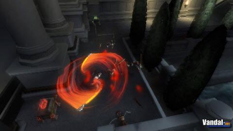 Nuevas imágenes de God of War: Chains of Olympus