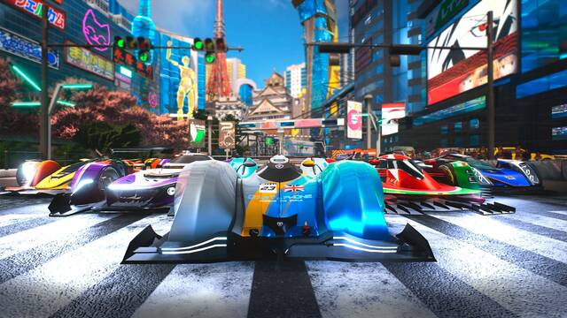 Xenon Racer estrenará tráiler la semana que viene