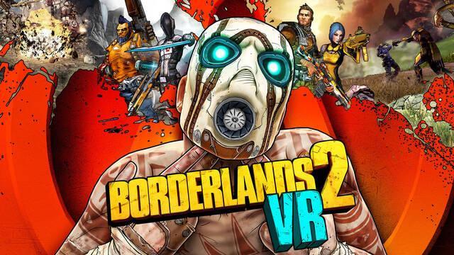 Anunciado Borderlands 2 VR; disponible el 14 de diciembre en PlayStation VR