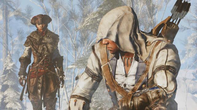 Retiradas las menciones a Switch en la web de Assassin's Creed III Remastered