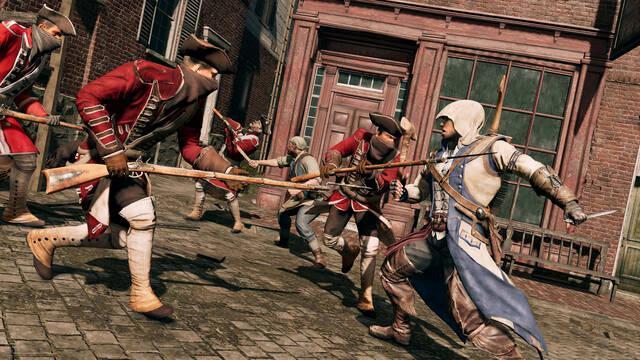Assassin's Creed III Remastered para Switch aparece en la web de Ubisoft