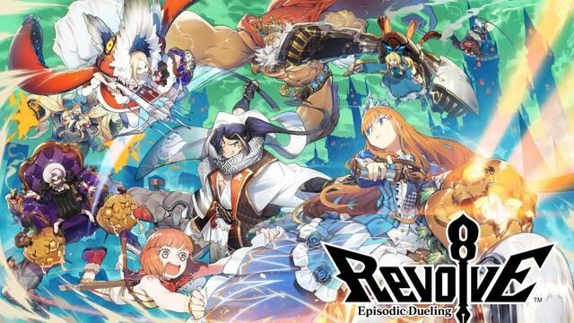 Revolve8 se lanza en móviles el 5 de febrero