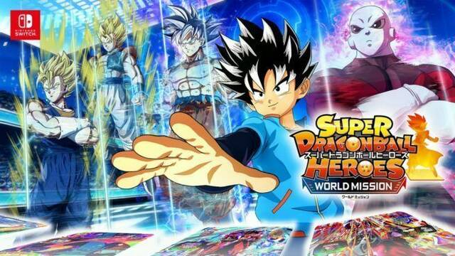 Super Dragon Ball Heroes: World Mission tendrá demo en Japón muy pronto
