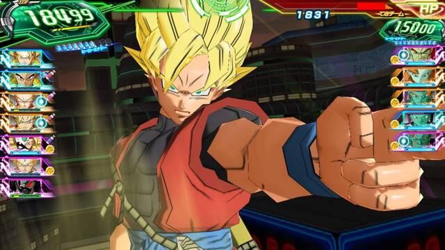 Super Dragon Ball Heroes es el juego más vendido de la semana en Japón