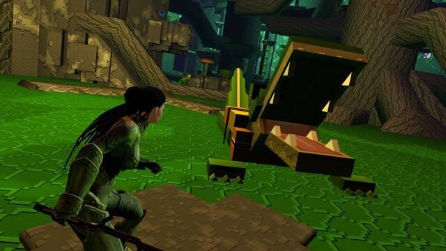 Guild Wars 2 homenajea los juegos retro por el April Fool's Day