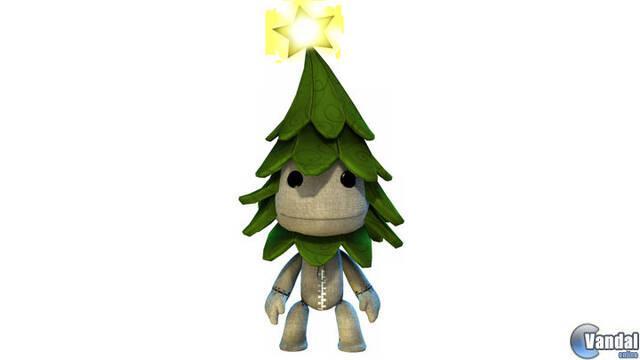 Un pack navideño para LittleBigPlanet