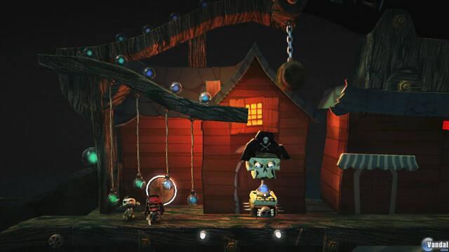 Imágenes de la nueva expansión de LittleBigPlanet