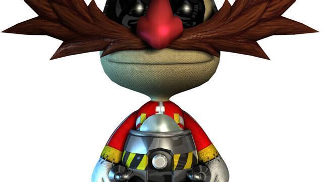 Sonic llega a LittleBigPlanet esta semana