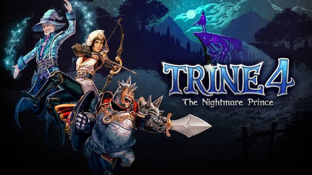Trine 4: The Nightmare Prince llegará en otoño a Xbox One, PS4, Switch y PC