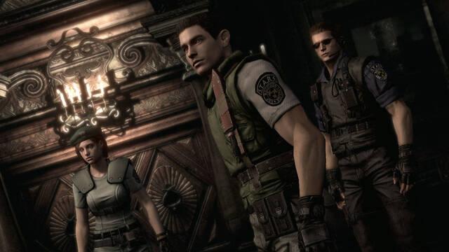 Resident Evil, Resident Evil 0 y Resident Evil 4 ya a la venta en Switch