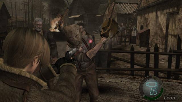 Un jugador de Resident Evil 4 completa el juego con un 0% de puntería