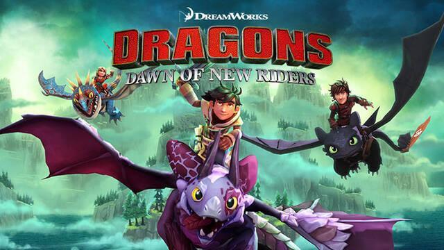 Anunciado Dragons: Dawn of New Riders para Xbox One, PS4, PC y Switch