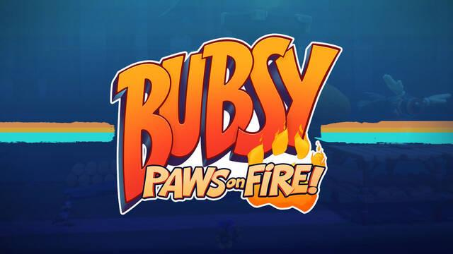 Bubsy: Paws of Fire! llega a Switch el 29 de agosto