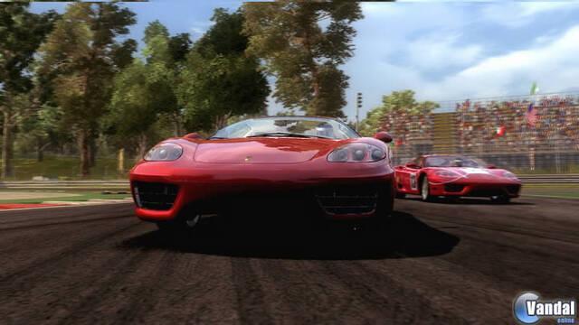 Nuevas imágenes de Ferrari Challenge