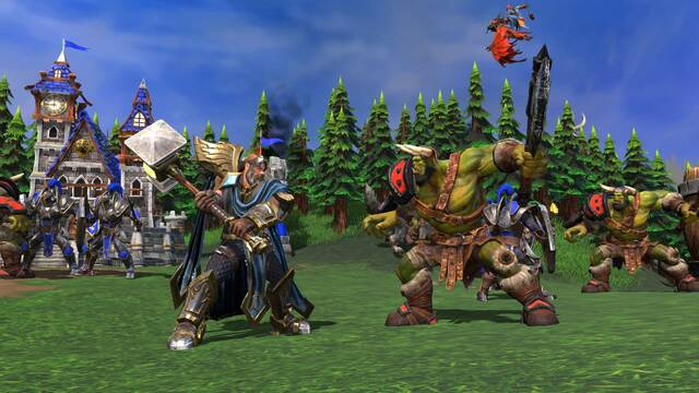 Warcraft 3 Reforged cambios mejoras