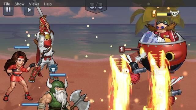 Sega Heroes ya está disponible en iPhone y Android