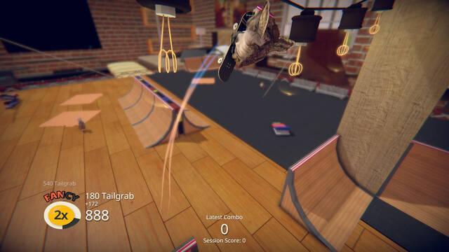 SkateBIRD tráiler fecha de lanzamiento Xbox Game Pass