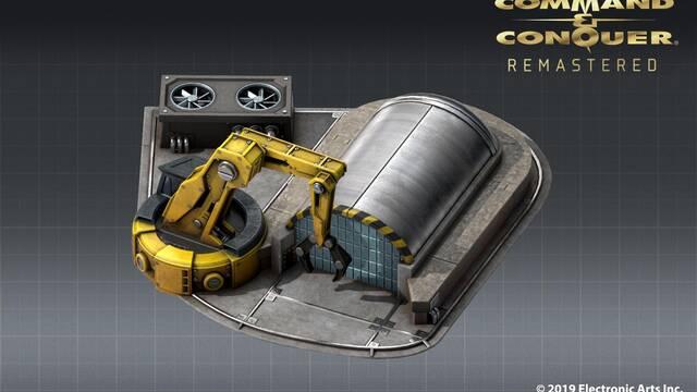 Command & Conquer muestra un primer arte de su remasterización