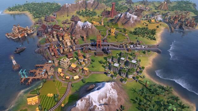 Anunciada la expansión Sid Meier's Civilization VI: Gathering Storm