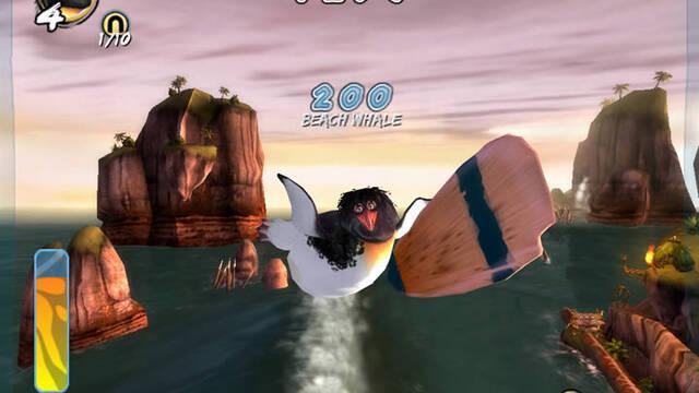 Ubisoft anuncia el juego oficial de Surf's Up