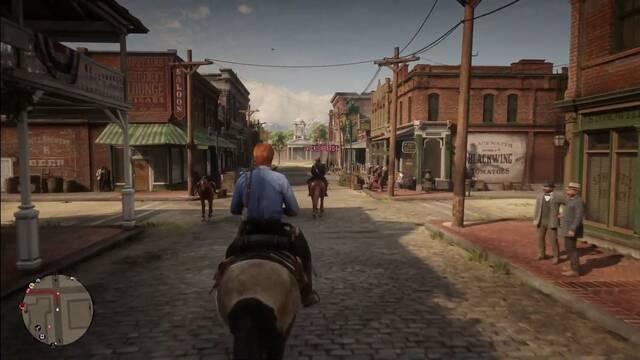 Red Dead Online: Rockstar habla sobre la economía y el rendimiento del juego