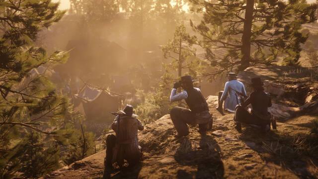 Red Dead Online no borrará tu progreso obtenido durante la fase beta