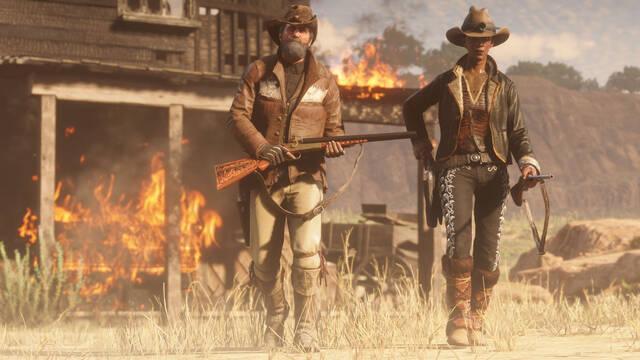 Red Dead Online: Nuevos modos y contenido el 26 de febrero
