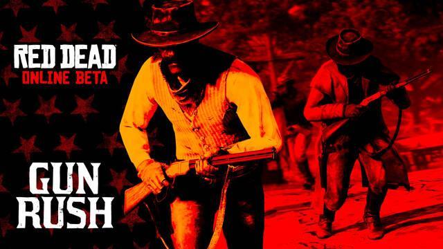 Red Dead Online estrena Fiebre de armas, un modo para hasta 32 jugadores