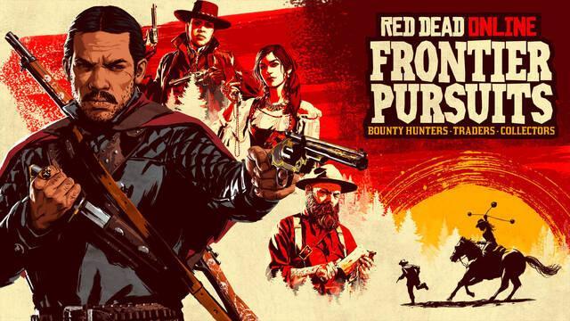 Red Dead Online recibe los nuevos oficios y múltiples novedades en su Salvaje Oeste