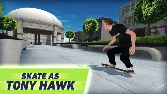 Tony Hawk's Skate Jam para móviles se lanza el 14 de diciembre