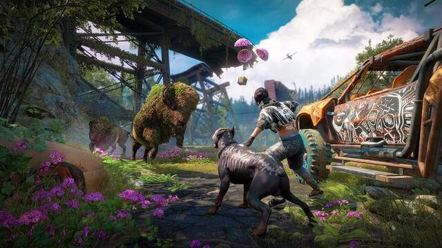 Así se juega con Far Cry: New Dawn